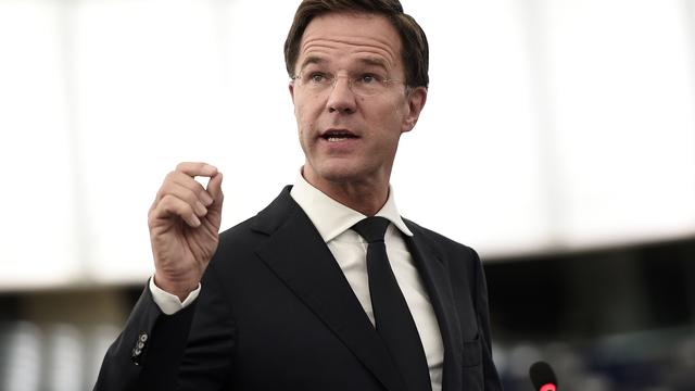 Rutte is trots en teleurgesteld over Europees voorzitterschap