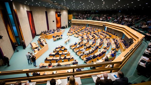 'Haagse politici kregen afgelopen vijf jaar 20 miljoen euro wachtgeld'