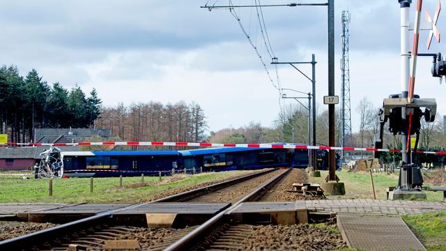 Overzicht: Grote treinongelukken in Nederland.