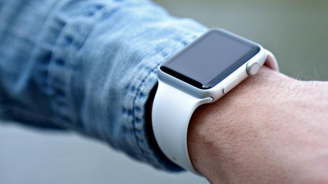 'Apple Watch bijna 7 miljoen keer verscheept'