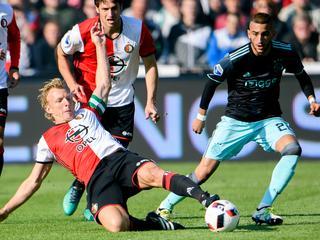 Dirk Kuijt gaat voor 150e treffer in Eredivisie