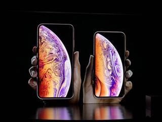 Nieuwe telefoons heten iPhone XS, XS Max en XR