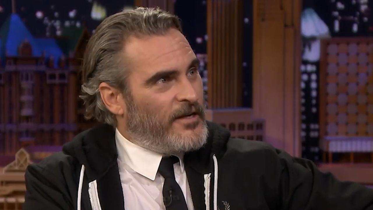 Joaquin Phoenix vertelt waarom hij talkshows haat