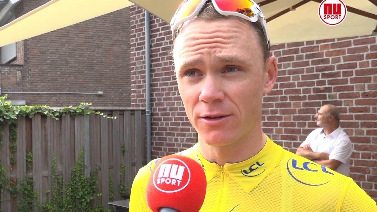 Froome over zijn vierde Tourzege en 'toekomstige concurrent' Dumoulin
