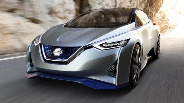 Nissan Leaf gaat autonoom