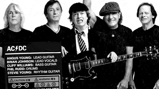 AC/DC bevestigt comeback van Brian Johnson, Phil Rudd en Cliff Williams