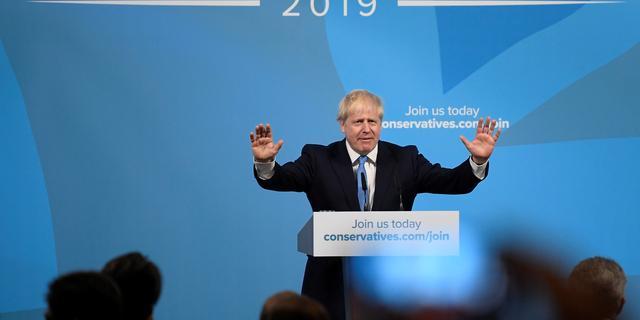 Eurosceptische Boris Johnson gekozen als nieuwe Britse premier