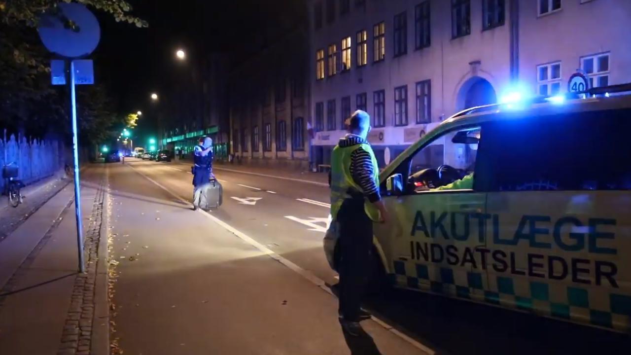 Twee agenten en burger gewond bij schietpartij in Kopenhagen