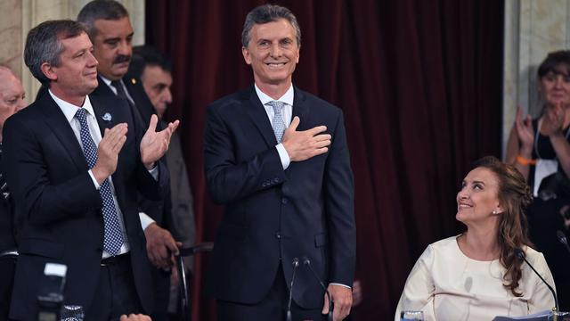 Argentijnse president Macri in ziekenhuis opgenomen