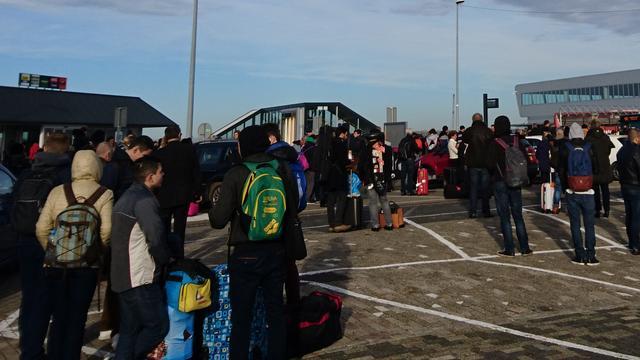 Eindhoven Airport vrijgegeven na vondst onbeheerde koffer