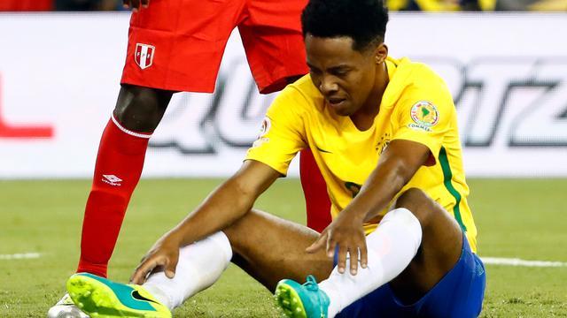 Brazilië uitgeschakeld in eerste ronde Copa America