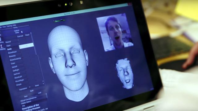 Apple koopt motioncapture-bedrijf Faceshift