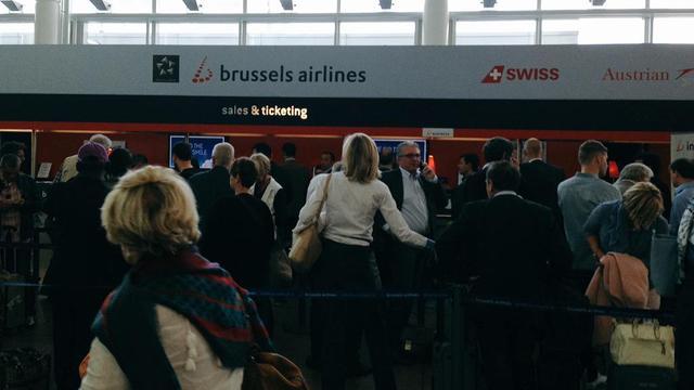 Nieuwe poortjes vliegveld Brussel zijn 'onbetrouwbaar'