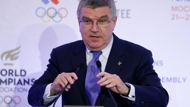 'Aanslagen hebben geen gevolgen voor kandidatuur Parijs voor Spelen'