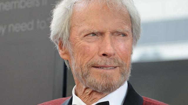 Clint Eastwood voor opnames nieuwe film op Centraal Station Amsterdam