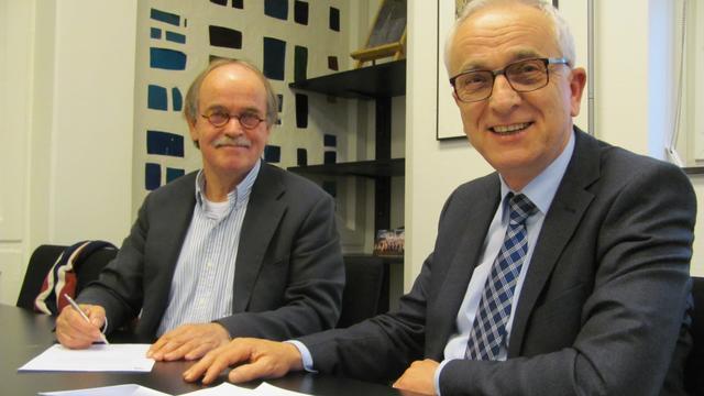 Ombudsman Ignace Nolet aan de slag in gemeente Zundert
