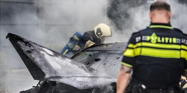 OM eist half jaar cel tegen verdachte van autobrand in Overvecht