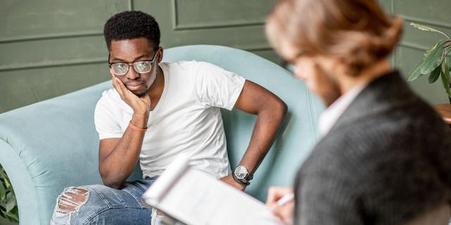 'Grootste misverstand over therapie is dat het grote veranderingen brengt'