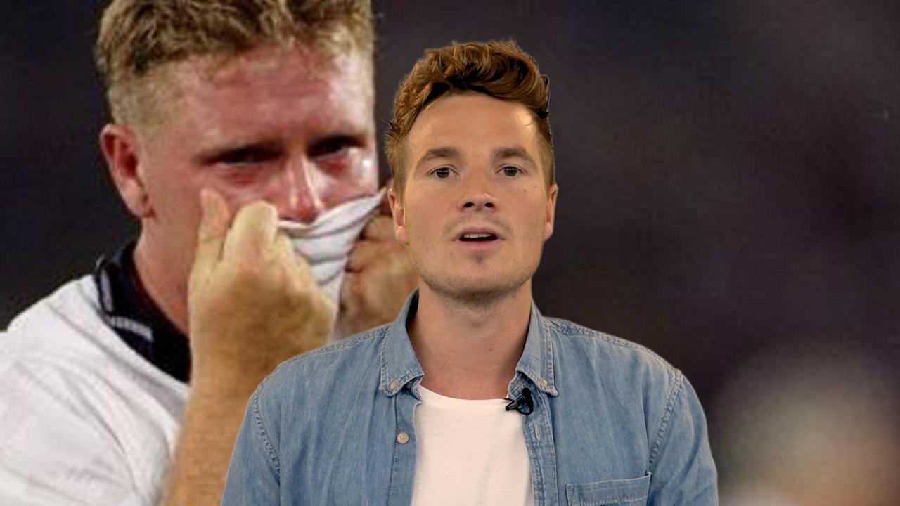 WK-feit van de dag: De mooiste tranen ooit op een WK