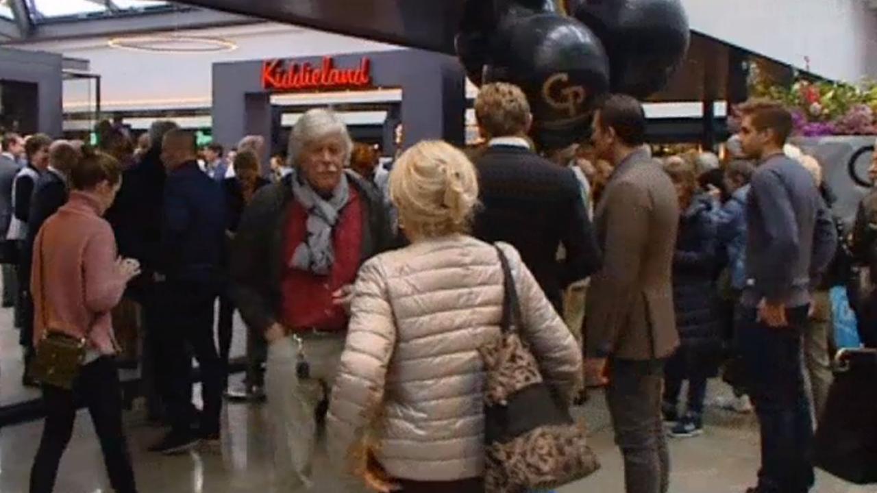 Vernieuwd Gelderlandplein geopend