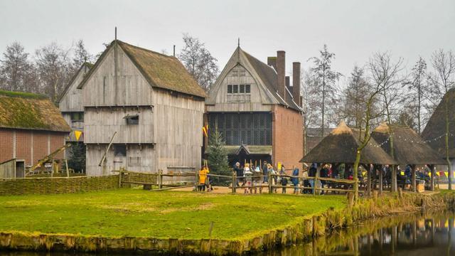 Museumpark Archeon opent deuren op Hemelvaartsdag