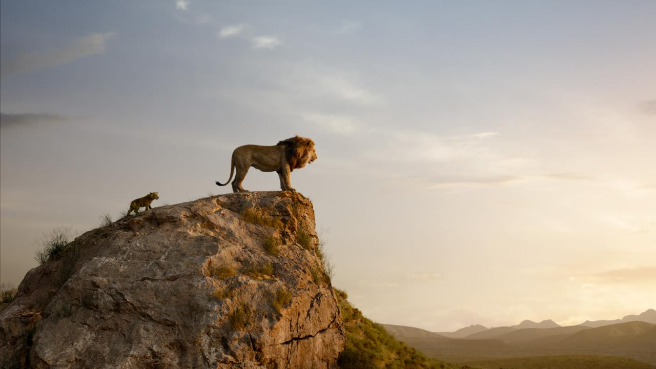 Bekijk hier de trailer van The Lion King