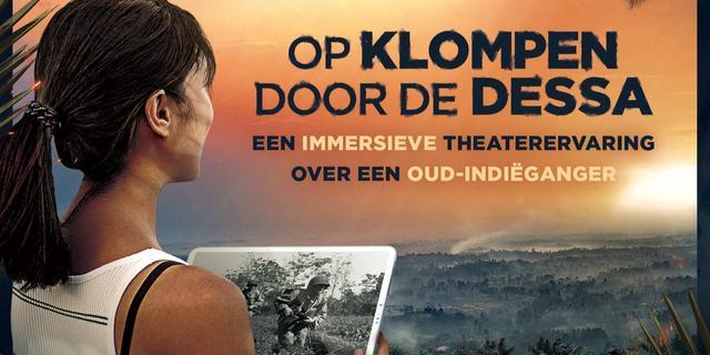 Oorlogsverhaal Op klompen door de dessa komt in najaar in theaters