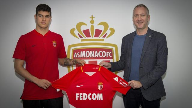AS Monaco maakt van jonge spits Pellegri duurste 16-jarige ooit