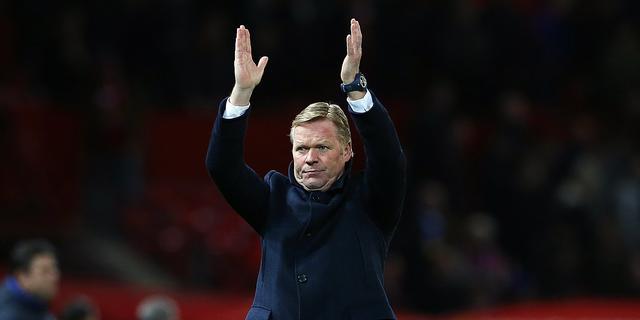 Koeman vindt gelijkmaker in blessuretijd pijnlijk voor defensief sterk Everton