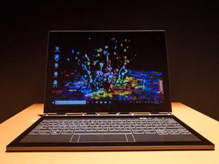 Lenovo presenteert laptop met e-inkscherm op IFA
