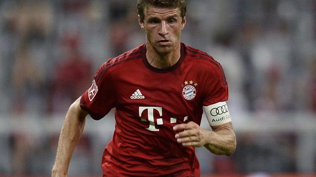 'Bayern München maakt Thomas Müller grootverdiener'