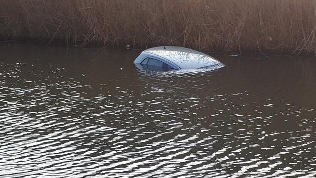 Opnieuw auto te water in Leidsche Rijn, geen inzittenden