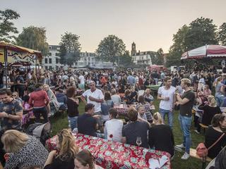 Stichting Behoud Lepelenburg maakte bezwaar