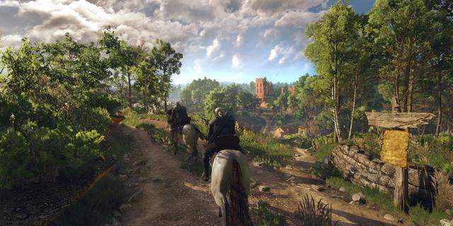 The Witcher 3 verkozen tot game van het jaar