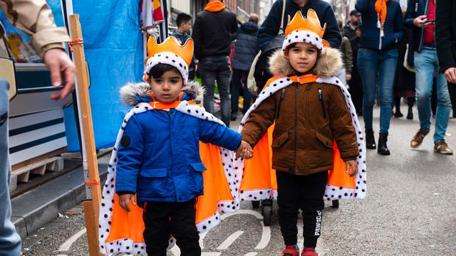 Amsterdam viert Koningsdag 2019