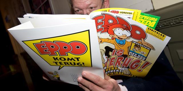 Striptekenaar Jan Steeman (84) overleden aan gevolgen van nierfalen