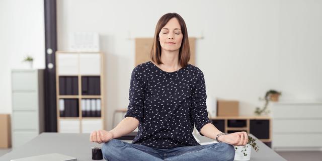 'Over dertig jaar hoort mediteren gewoon bij een gezonde leefstijl'