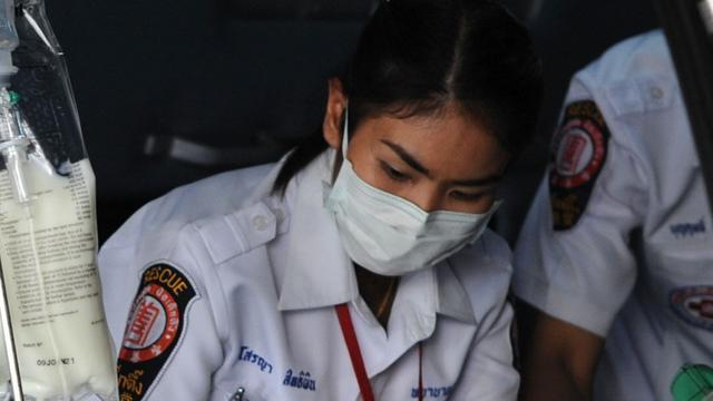 Zeker twaalf mensen omgekomen bij scheepsongeluk Thailand