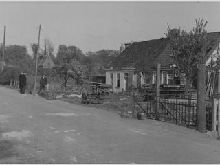 Arbeiderswoningen maakten in jaren vijftig plaats voor openluchtbad De Papiermolen
