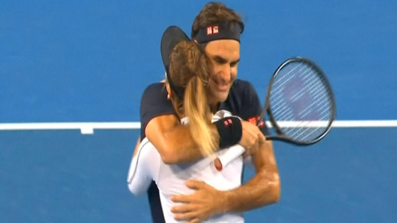 Federer en Bencic bemachtigen Hopman Cup tweede jaar op rij