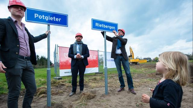 Startsein voor project DahliaKwartier in Wernhout