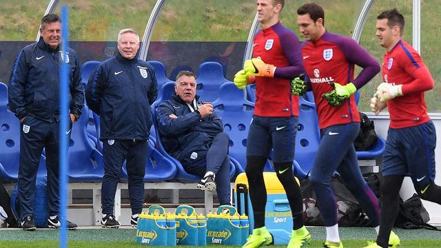 Allardyce nerveus voor debuut als bondscoach van Engeland