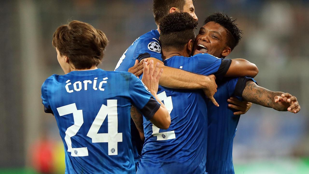 Samenvatting Red Bull Salzburg-Dinamo Zagreb (1-2)