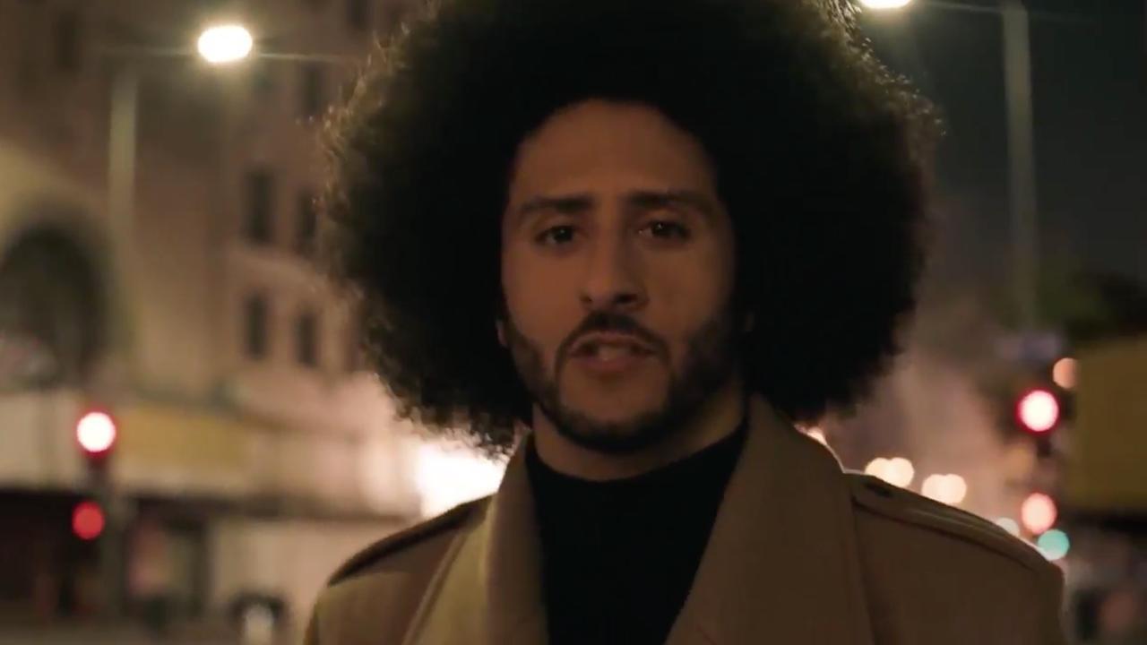 Dit is de omstreden Nike-reclame met NFL-speler Kaepernick