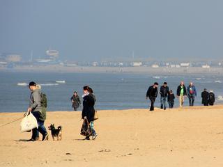 Temperaturen in Nederland lopen zondag op tot 24,2 graden