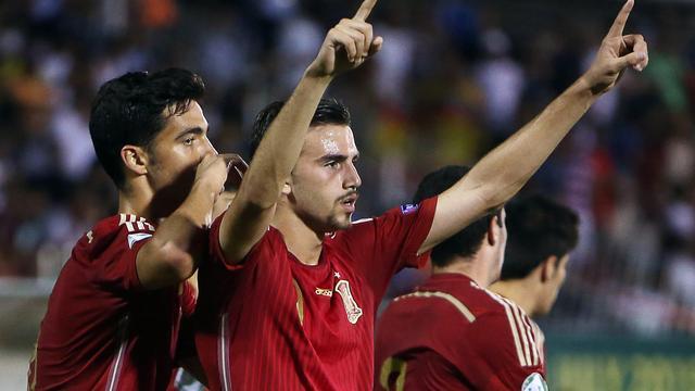 Spanje onder-19 kroont zich tot Europees kampioen