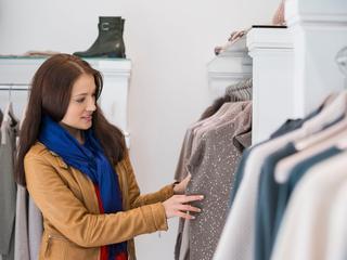Prijsontwikkeling van kleding en schoenen had verlagend effect op de inflatie