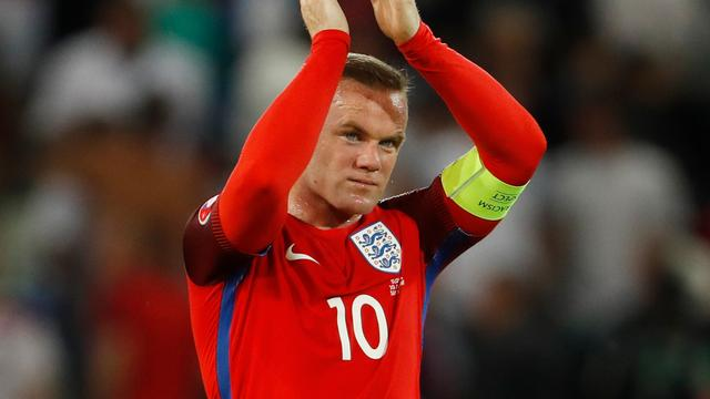 Rooney wil international blijven tot en met WK in 2018