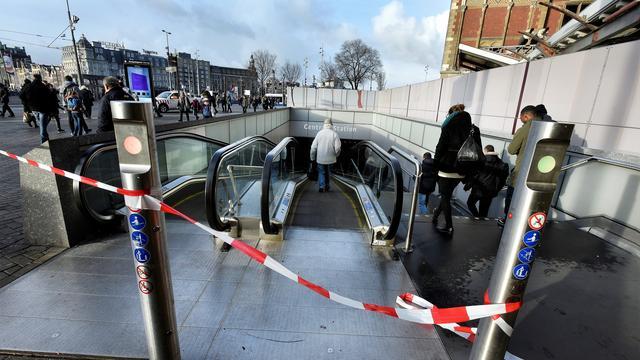 Metroreizigers Amsterdam gecompenseerd voor storingen