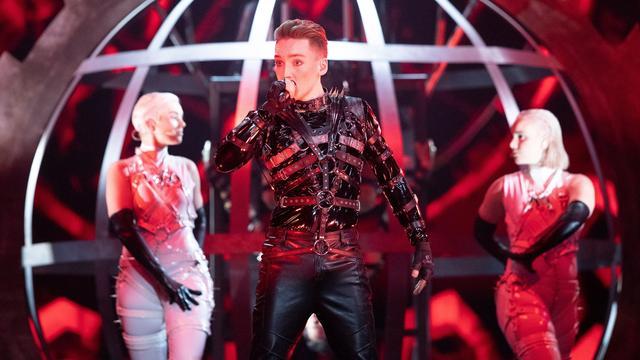 IJslandse Songfestival-delegatie Hatari geeft optredens in Nederland